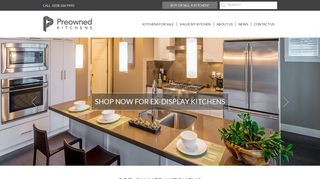 Preowned Kitchen Company