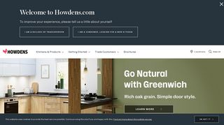 Howdens Fitted Kitchens