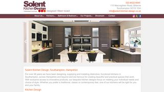 Solent Kitchen Designs