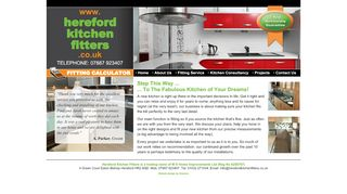 Henceford Kitchen Fitters
