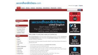 Second Hand Kitchens