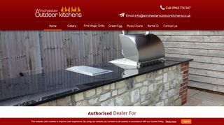 Winchester Outdoor Kitchens