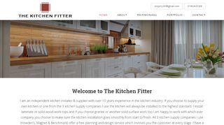 The Kitchen Fitter & Supplier
