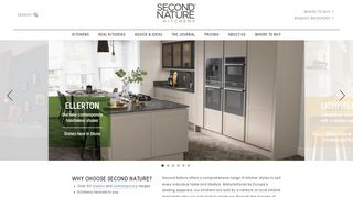 Second Nature Fitted Kitchens