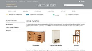 Furniture Barn Kitchens