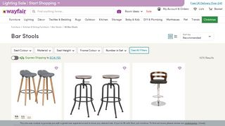 Wayfair Bar Stools