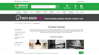 Homebase Cooker Hoods