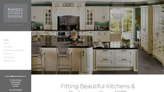 Rhodes Fitted Kitchens